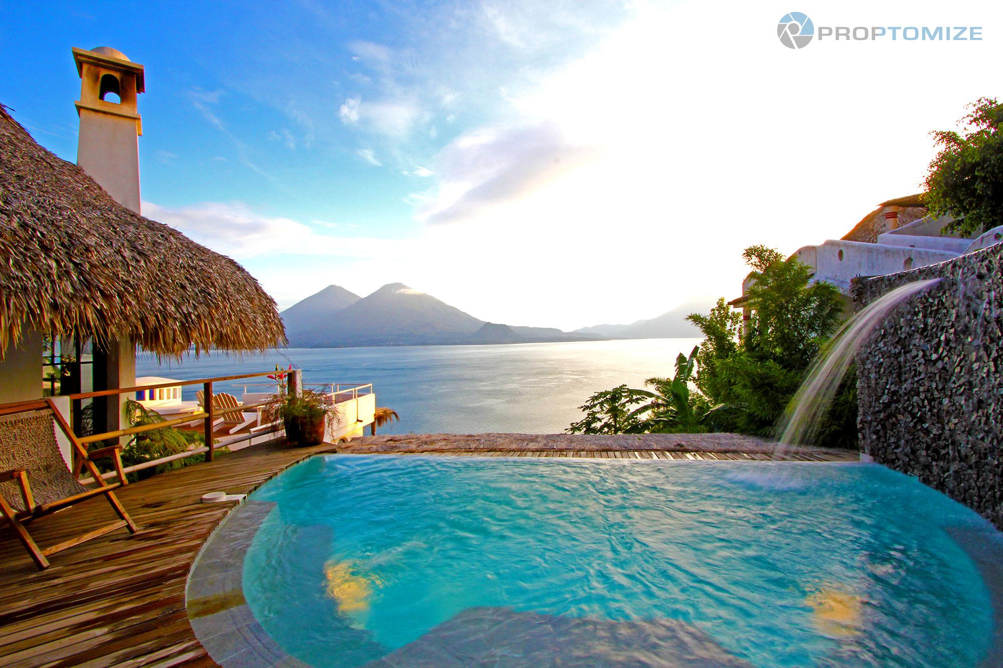 Vacation Rental Lake Atitlan